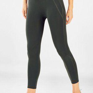 FABLETICS High-Waisted Seamless Dot Capri leggings